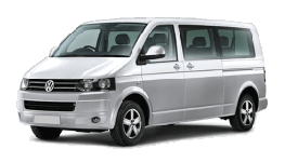 Twelve Transfers Minivan Taxi Vehicle