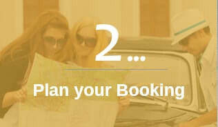 Plan your Booking in Minutes