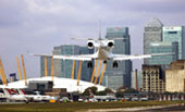 Taxi between London & London City Airport