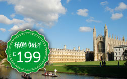 Cambridge City Tours & Day Trips