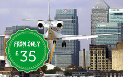 London City Airport Taxi Transfers