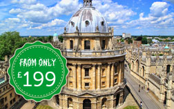 Oxford City Tours & Day Trips