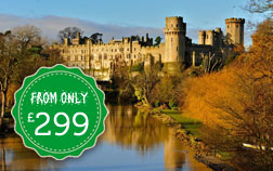 Warwick Castle & Stratford upon Avon Private Tours