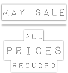 May Sale!
