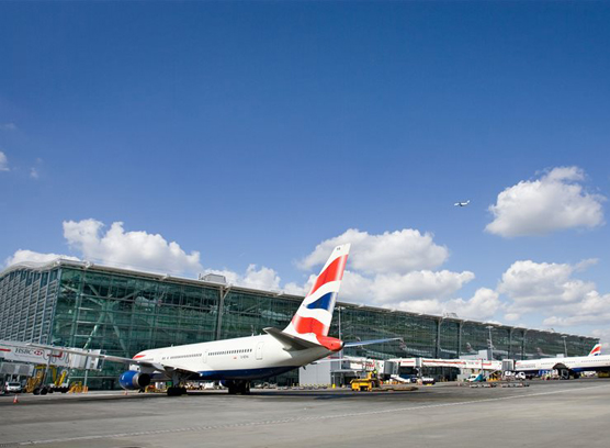 Heathrow Airport Taxi Transfers from £40.00*