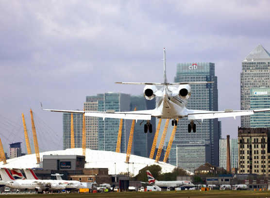 London City Airport Taxi Transfers from £40.00*