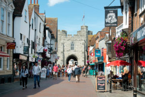 Taxi Canterbury – Luton Airport from ₤135.00*