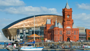 Taxi Cardiff – Gatwick Airport from £199.00*
