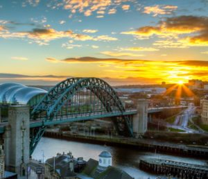 Taxi Newcastle – London City Airport from £349.00*