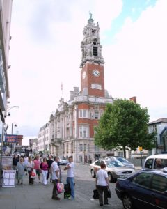 Taxi Colchester – London from £110.00*